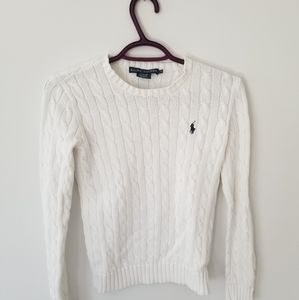 Ralph Lauren cable knit pullover